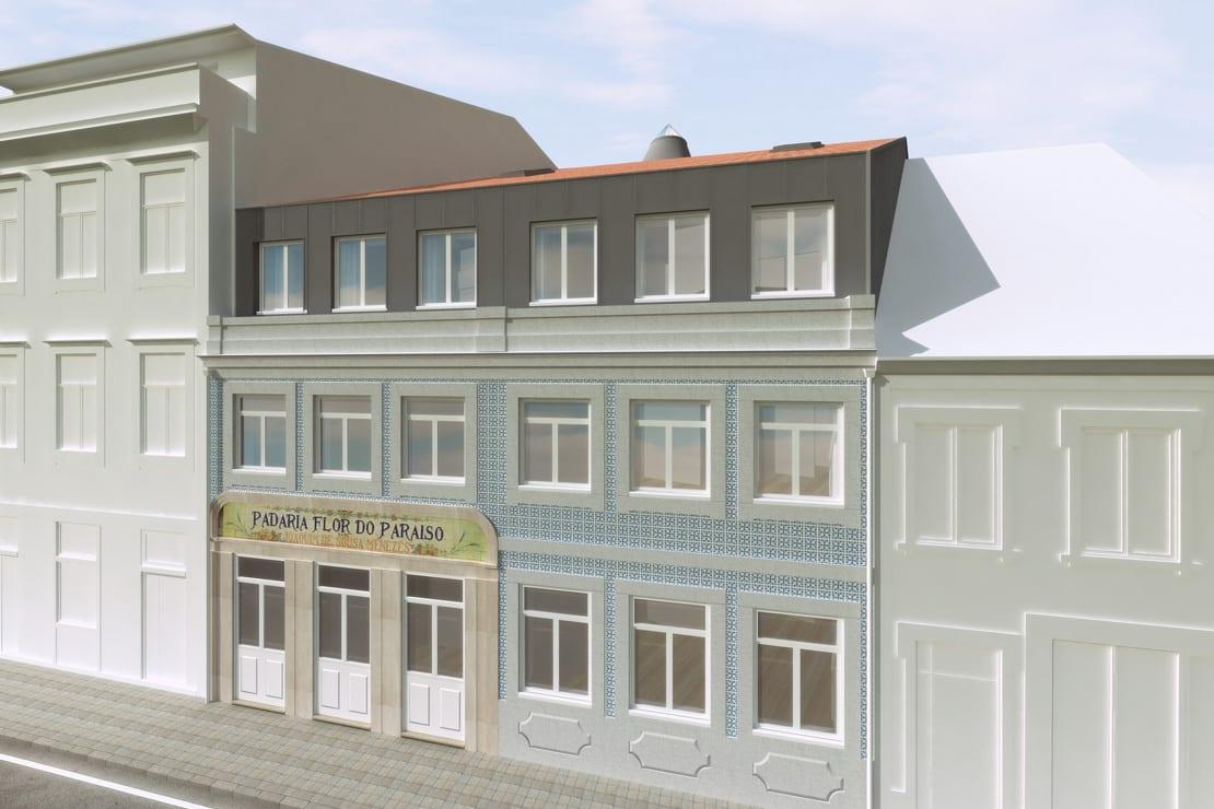 Paraíso 270 | Plano Inclinado - Reabilitação Urbana Porto