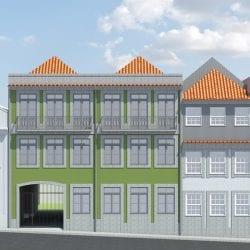 Bonfim 210 | Plano Inclinado - Reabilitação Urbana Porto